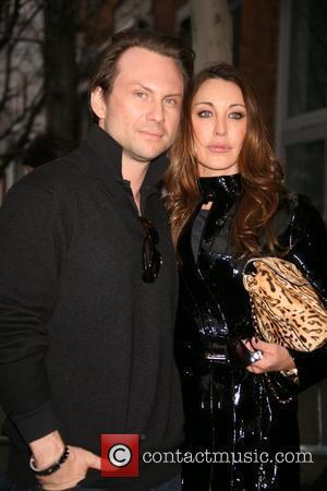 Christian Slater, Tamara Mellon