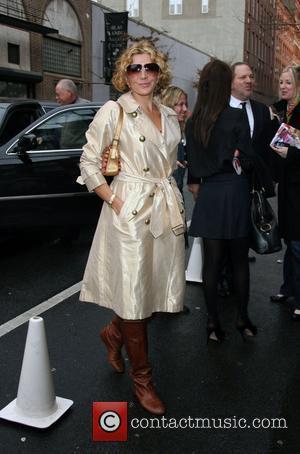 Natasha Richardson Mercedes-Benz Fashion Week Fall 2008 - Marchesa - arrivals New York City, USA - 06.02.08