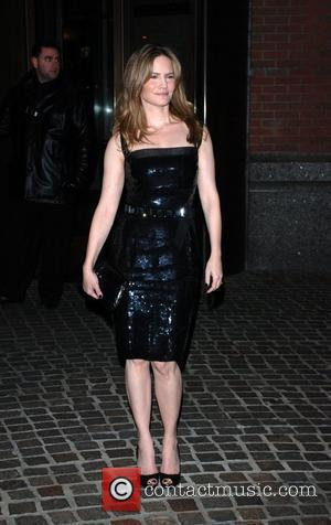 Jennifer Jason Leigh, Tribeca Grand Hotel