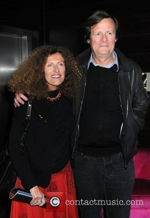 David Hare Is Dressed By His Wife