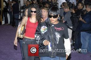 Da Brat and Mariah Carey