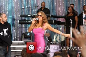 Mariah Carey, Times Square, Good Morning America, ABC