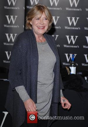 Marianne Faithful signs copies of her autobiography 'Memories, Dreams And Reflections' at the Waterstone's book store in Piccadilly London, England...