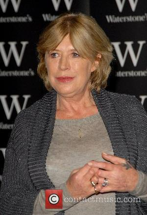 Marianne Faithfull signs copies of her new book 'Memories, Dreams and Reflections' at Waterstones London, England - 11.10.07
