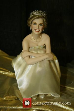 Marie Osmond and Princess Diana