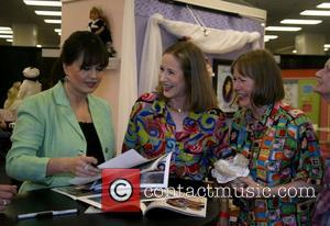 Marie Osmond Child star singer Marie Osmond attends the 'Washington D.C. Collectible Doll and Teddy Bear Show' held at the...