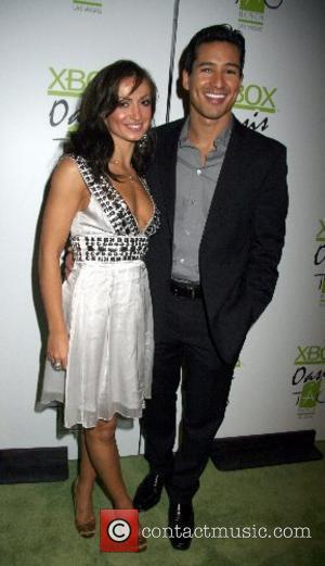 Karina Smirnoff, Las Vegas and Mario Lopez