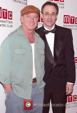 Tom Wopat in costume from 'A Catered Affair' and John Bucchino Manhattan Theatre Club Spring Gala held at the New...