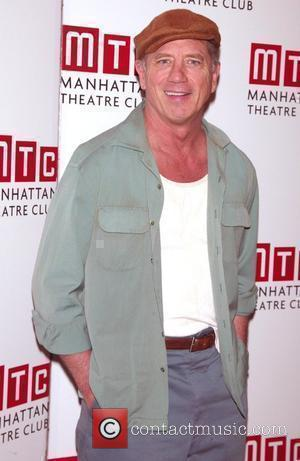 Tom Wopat in costume from 'A Catered Affair' Manhattan Theatre Club Spring Gala held at the New York Hilton New...