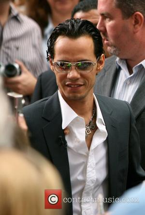 Marc Anthony performs on NBC Today Show Morning Concert Series at Rockefeller Plaza New York City, USA - 27.07.07