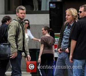 Eric Dane, Owen Wilson