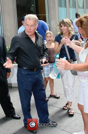 The Morning Show With Mike And Juliet, Fox Studios, Martin Sheen