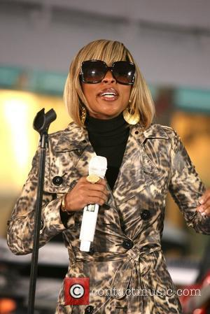 Mary J Blige