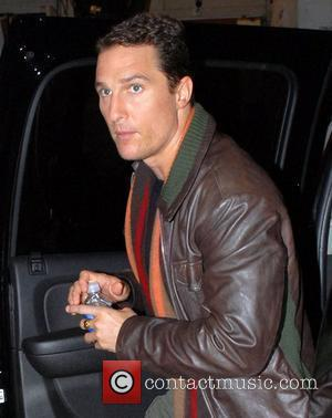 Mcconaughey Finds Love After Cruz?