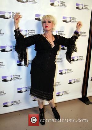 Cyndi Lauper,  2007 Matthew Shepard Honors at The Wiltern Theatre Los Angeles, California - 27.10.07