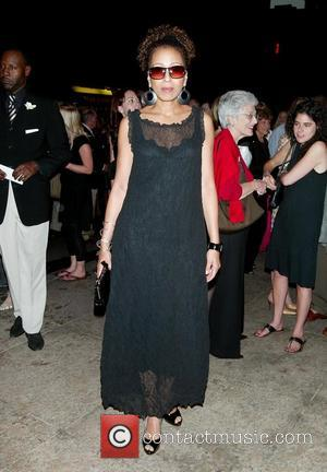 Tamara Tunie Opening night of the new Broadway play 'Mauritius' at the Biltmore Theatre - Arrivals New York City, USA...