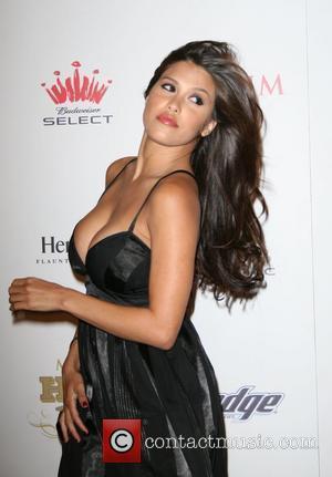 Rachel Sterling Maxim's 2008 Hot 100 celebrating the world's most beautiful women held at Paramount Studios Los Angeles, California -...