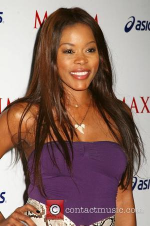 Golden Brooks Maxim Magazine's ICU Event- Arrivals held at Area Los Angeles, California - 02.08.07