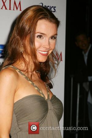 Kristina Anapau Maxim Magazine's ICU Event- Arrivals held at Area Los Angeles, California - 02.08.07