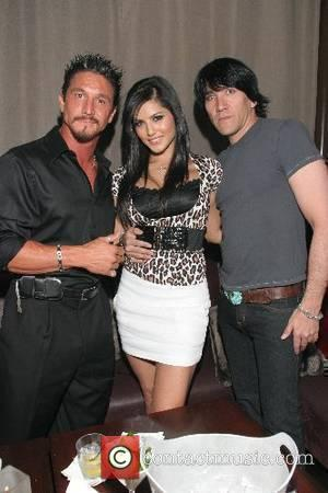 Tommy Gunn, Sunny Leone and Scott David May-Lay Porn Birthday Bash celebrating the birth of Egoist Entertainment and the birthdays...