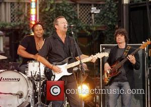 ABC, Bryant Park, Eric Clapton