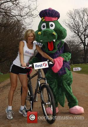 Nell McAndrew and Ben Fogle launch the First Monster Challenge and urge the nation to get fit, the event includes...