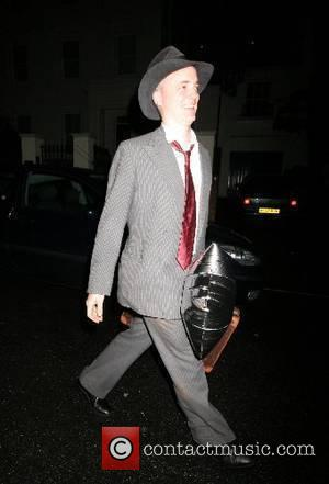 Fran Healey leaving Sir Paul McCartney's 65th Birthday party held at his house in St Johns Wood London, England -...