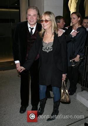 Leigh Lawson and Linda Mccartney