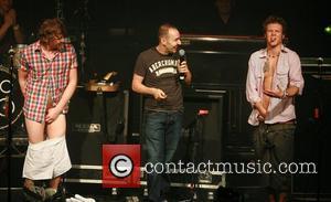 Mcfly, Danny Jones and Dougie Poynter