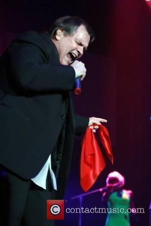 Manchester Evening News Arena, Meat Loaf