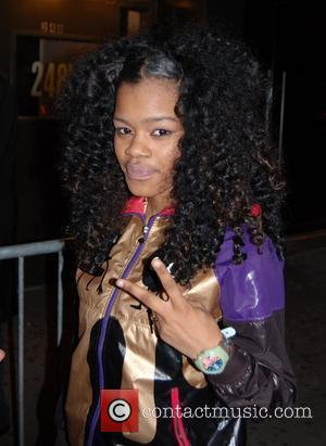 Teyana Taylor arrives for the Melle Mel birthday bash at Plum. New York City, USA - 22.05.08