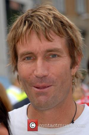 Pat Cash Orchid Men In Pants Day - photocall  at Paternoster Square, London, EC4, 1pm