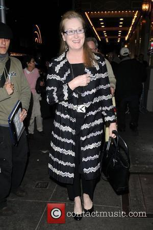Streep To Star In Film Version Of Mamma Mia!