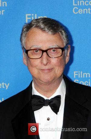 Mike Nichols 35th annual Film Society of Lincoln Center gala tribute to Meryl Streep at Avery Fisher Hall, Lincoln Center...