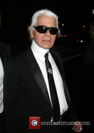 Lagerfeld Takes To The Screen