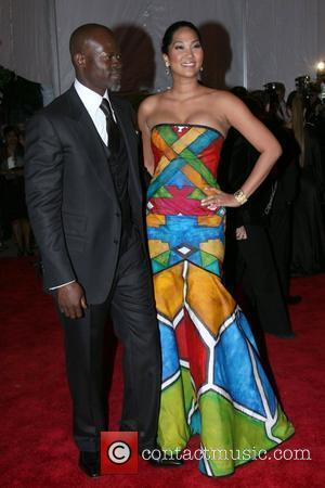 Kimora Lee Simmons, Metropolitan Museum Of Art, Djimon Hounsou