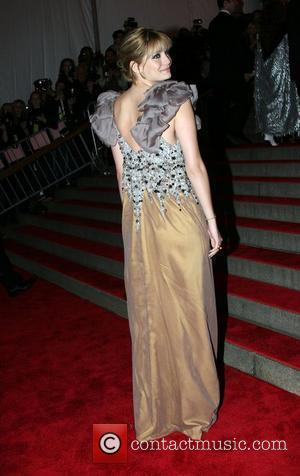 Mischa Barton 'Superheroes: Fashion and Fantasy' Costume Institute Gala at The Metropolitan Museum of Art - Arrivals New York City,...