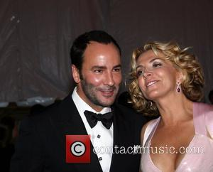 Tom Ford and Natasha Richardson