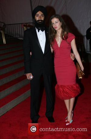 Waris Ahluwalia and Chiara Clemente