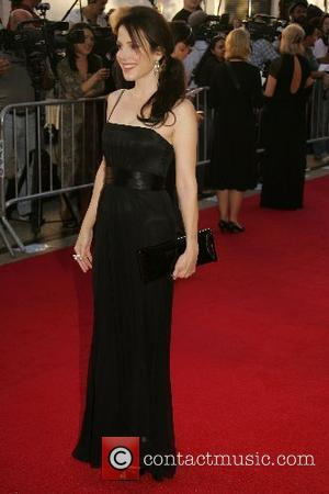 Mary-Louise Parker The Metropolitan Opera's 2007-2008 Season Opening Night Gala at Lincoln Center Plaza New York City, USA - 24.09.07