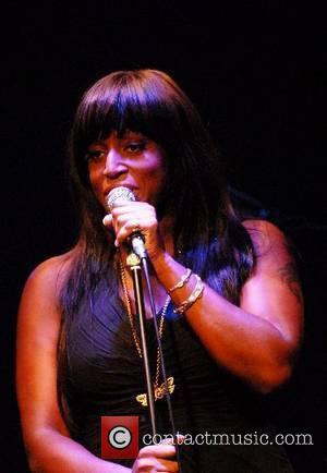 Mica Paris performing at Ronnie Scotts jazz club London, England - 24.06.07