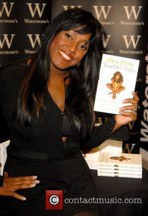 Mica Paris signs copies of her new book 'Beautiful Within' at Waterstone's London, England - 23.10.07