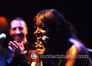 Mica Paris performing live at Ronnie Scott's Jazz Club London, England - 26.08.07