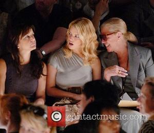Tina Simpson, Jessica Simpson and Michael Kors