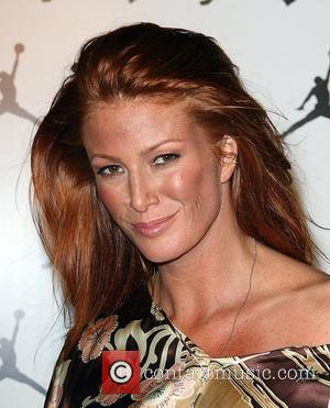 Angie Everhart  at the Michael Jordan Celebrity Invitational Welcome Reception presented by Jordan Brand at Atlantis.   Paradise...