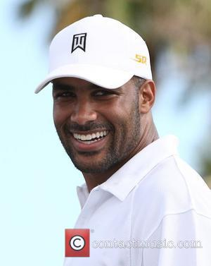 Boris Kodjoe  Michael Jordan Celebrity Invitational held at the One & Only Ocean Club golf course  Paradise Island,...