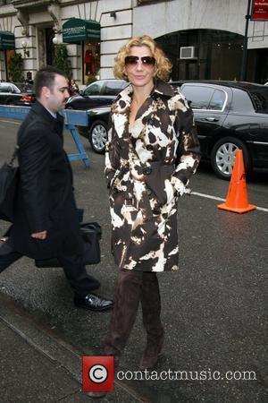 Natasha Richardson Mercedes-Benz Fashion Week Fall 2008 - Michael Kors - arrivals New York City, USA - 06.02.08