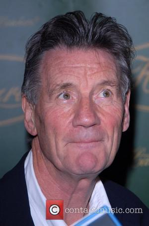 Michael Palin The Monty Python actor turned travel writer/presenter signs copies of his latest book