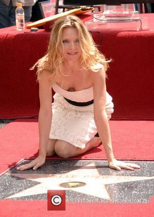 Star On The Hollywood Walk Of Fame, Walk Of Fame, Michelle Pfeiffer
