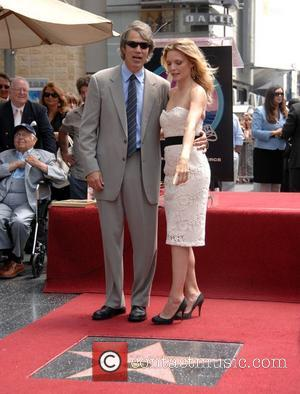 David E Kelley and Michelle Pfeiffer